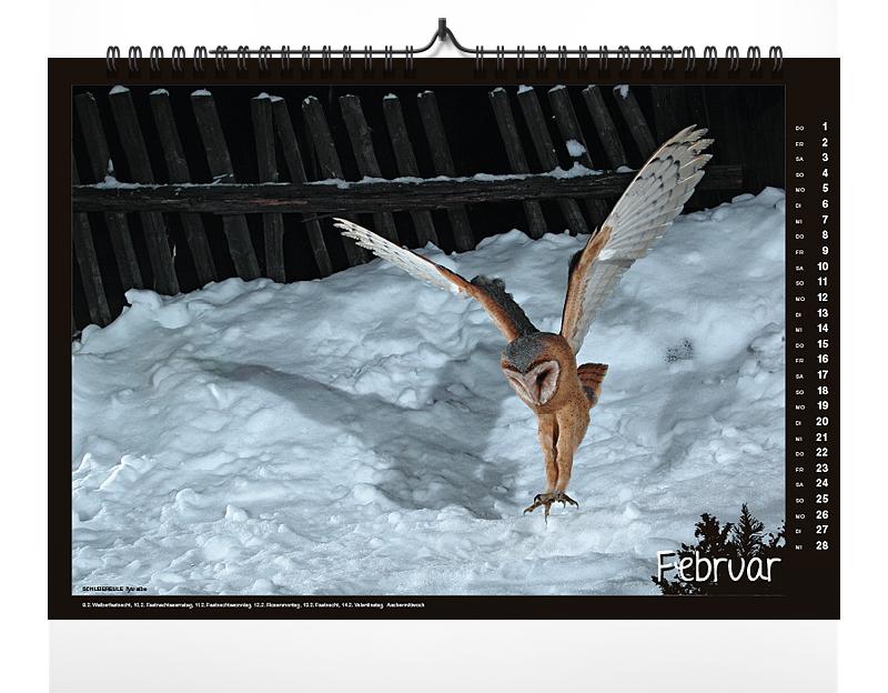 naturkalender, kalender, 2018, fokus-natur, kalender 2018