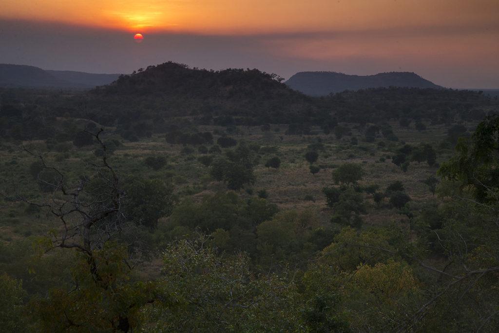 Aethiopien; Alatish Nationalpark; landscape; landschaft; pröhl; reisen; sonnenuntergang; sunset; travels; trockenwald; Äthiopien